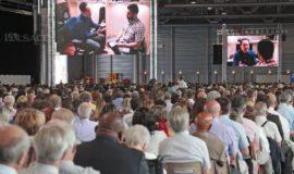 Rassemblement annuel des témoins de Jéhovah